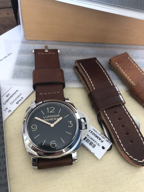 Vends Panerai Luminor 372  181018082029826589