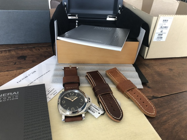 Vends Panerai Luminor 372  181018082056779317