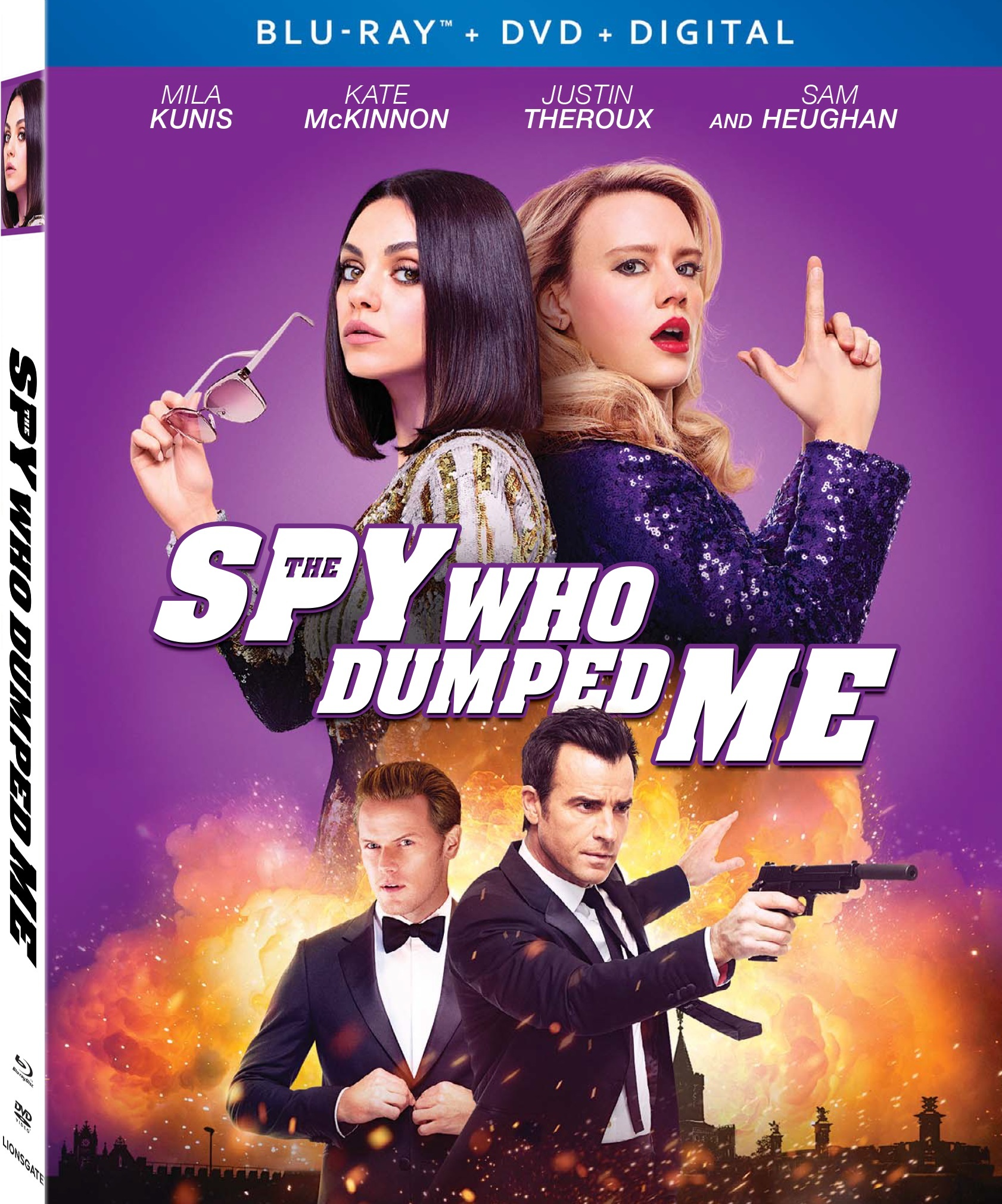 The Spy Who Dumped Me poster image