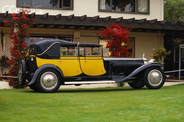 Bugatti 41 Royale 1/24 181019082010853216