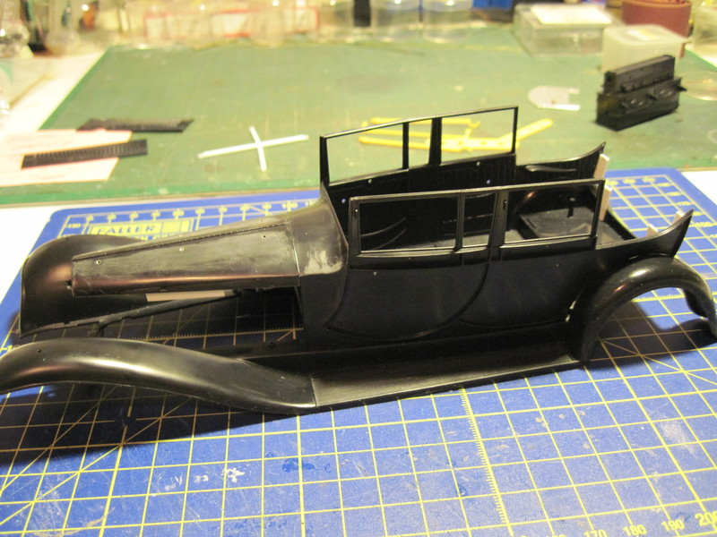 Bugatti 41 Royale 1/24 181019082318688863