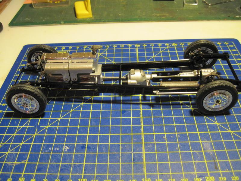 Bugatti 41 Royale 1/24 181019083225137892