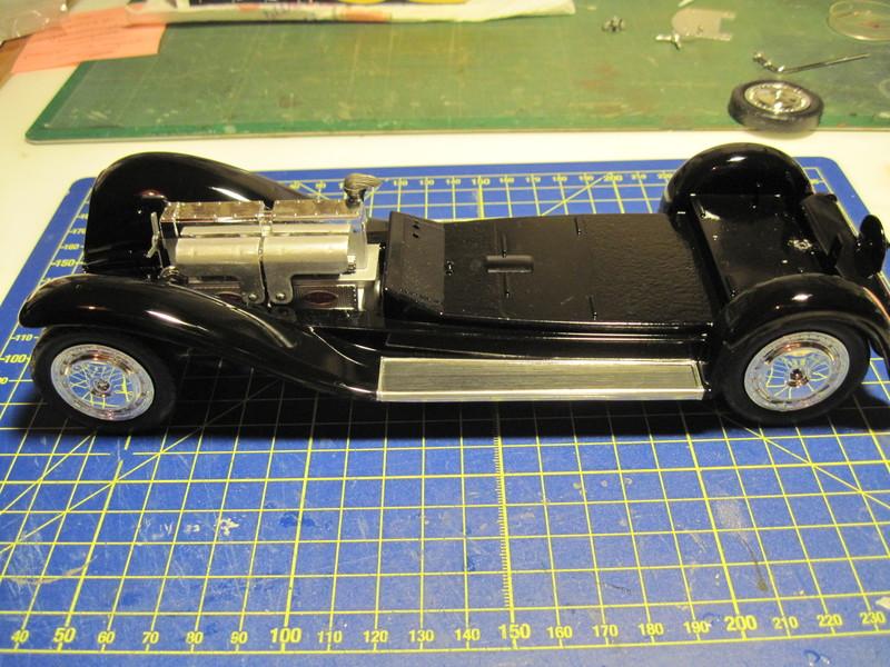 Bugatti 41 Royale 1/24 181019084147470385