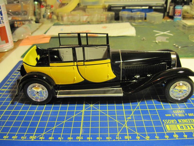 Bugatti 41 Royale 1/24 181019084252658910