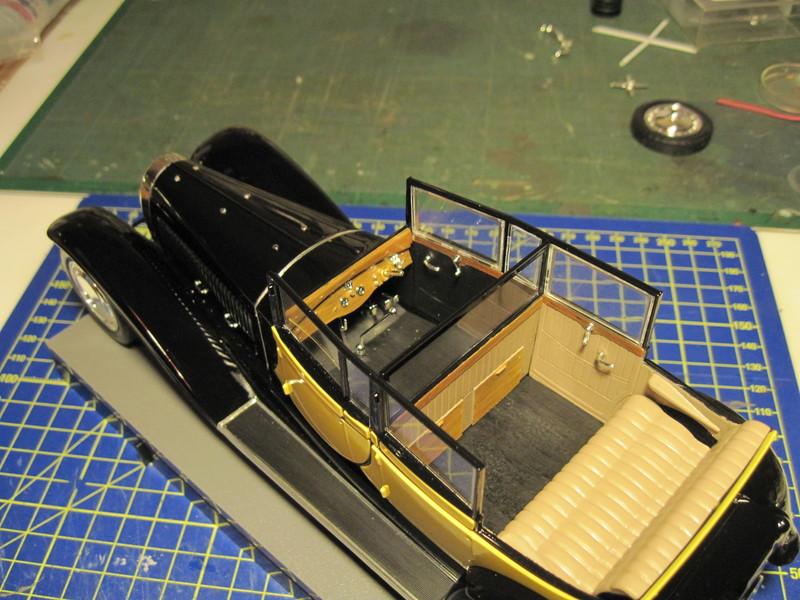 Bugatti 41 Royale 1/24 181019084343135744
