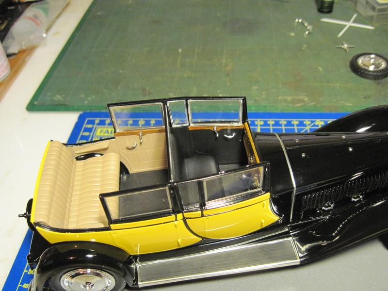 Bugatti 41 Royale 1/24 181019084344478389