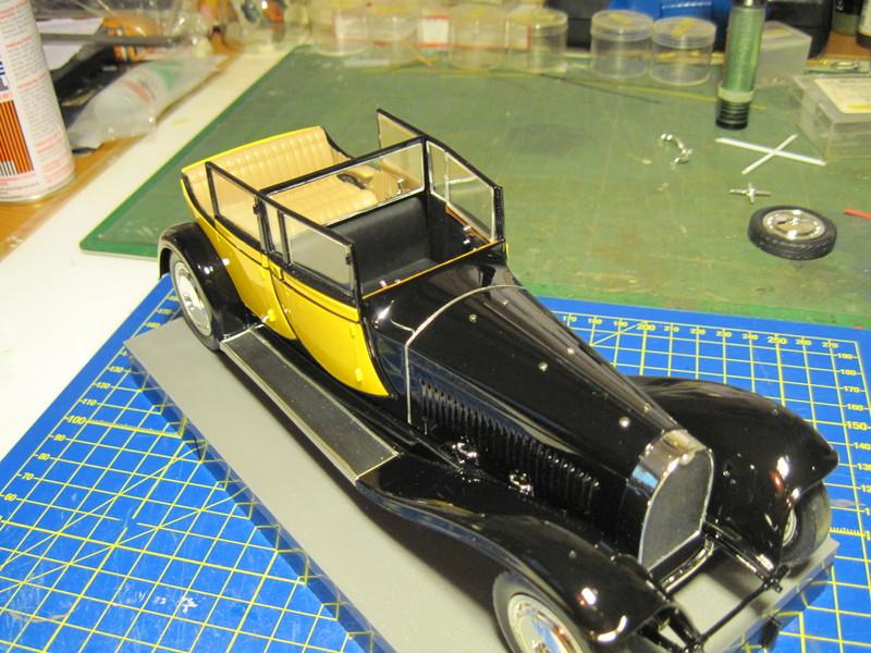 Bugatti 41 Royale 1/24 18101908441584434