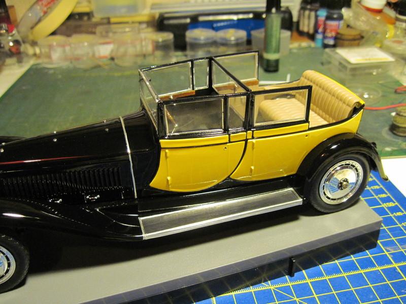 Bugatti 41 Royale 1/24 181020085130501369