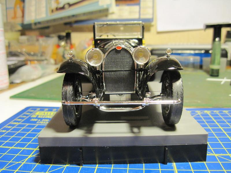 Bugatti 41 Royale 1/24 181020085252453853