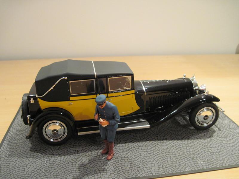 Bugatti 41 Royale 1/24 181021023326412216