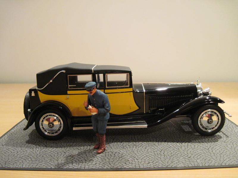 Bugatti 41 Royale 1/24 181021023332660497