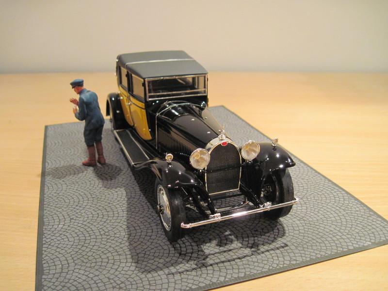 Bugatti 41 Royale 1/24 181021023425758721