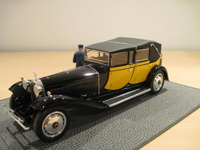 Bugatti 41 Royale 1/24 181021023432778028