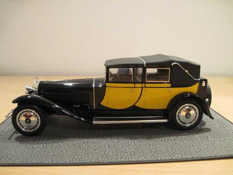 Bugatti 41 Royale 1/24 181021023521333745