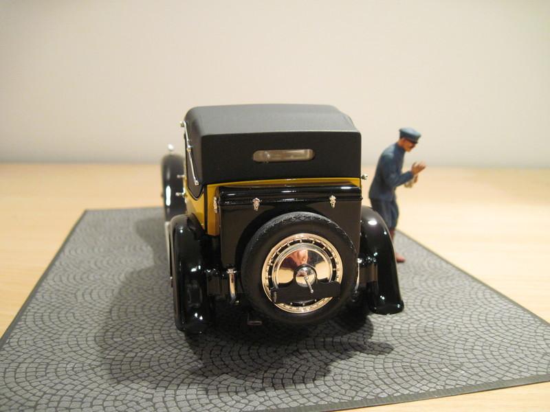 Bugatti 41 Royale 1/24 181021023533567637