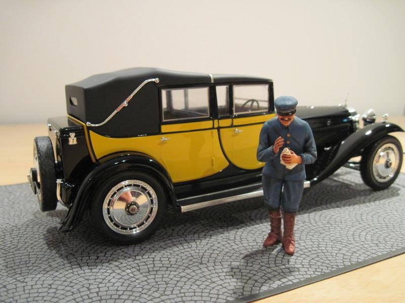Bugatti 41 Royale 1/24 181021024248585055