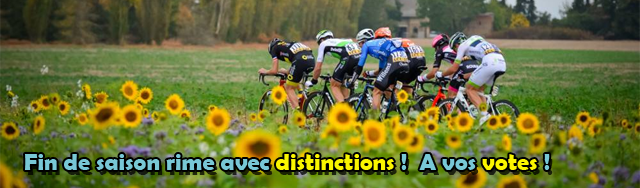 Awards Cyclistes du Village 2019 181021064821651597