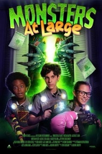 Monsters at Large poster image