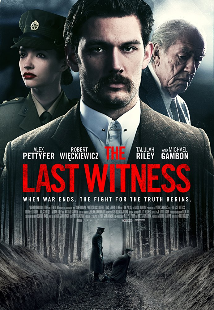 The Last Witness poster image
