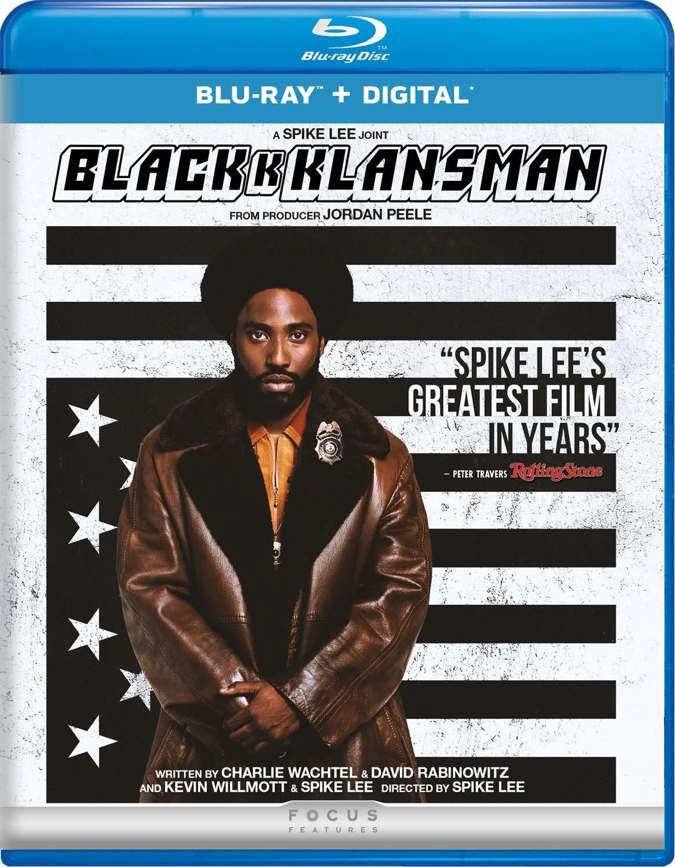 BlacKkKlansman poster image