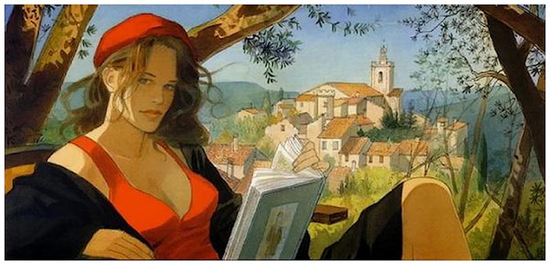 La lecture, une porte ouverte sur un monde enchanté (F.Mauriac) - Page 2 181023115532785715