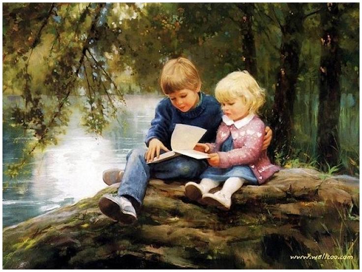 La lecture, une porte ouverte sur un monde enchanté (F.Mauriac) - Page 2 181026121105952581