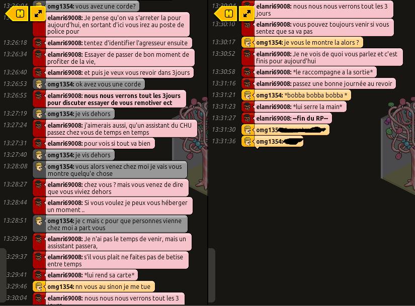 [C.H.U] Rapports d'actions RP de Elamri69008 181027020353293574