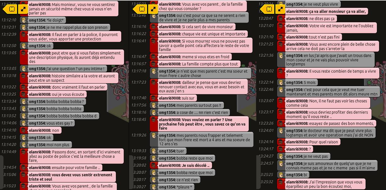 [C.H.U] Rapports d'actions RP de Elamri69008 18102702035339341