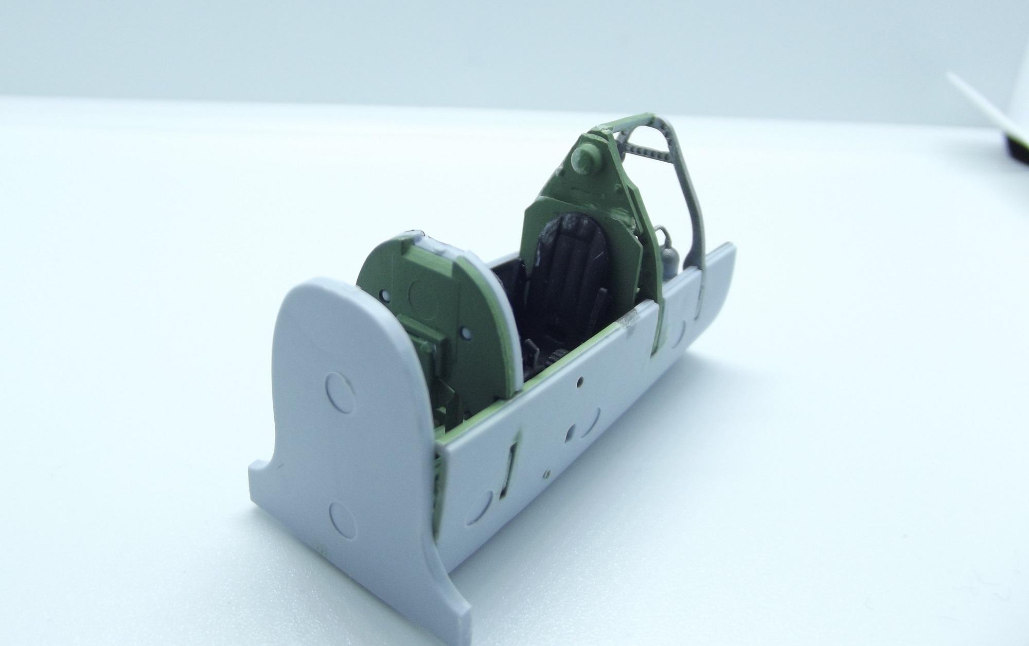 Supermarine Spitfire MK.I/ 1:48/airfix par benco56 181027034519230477