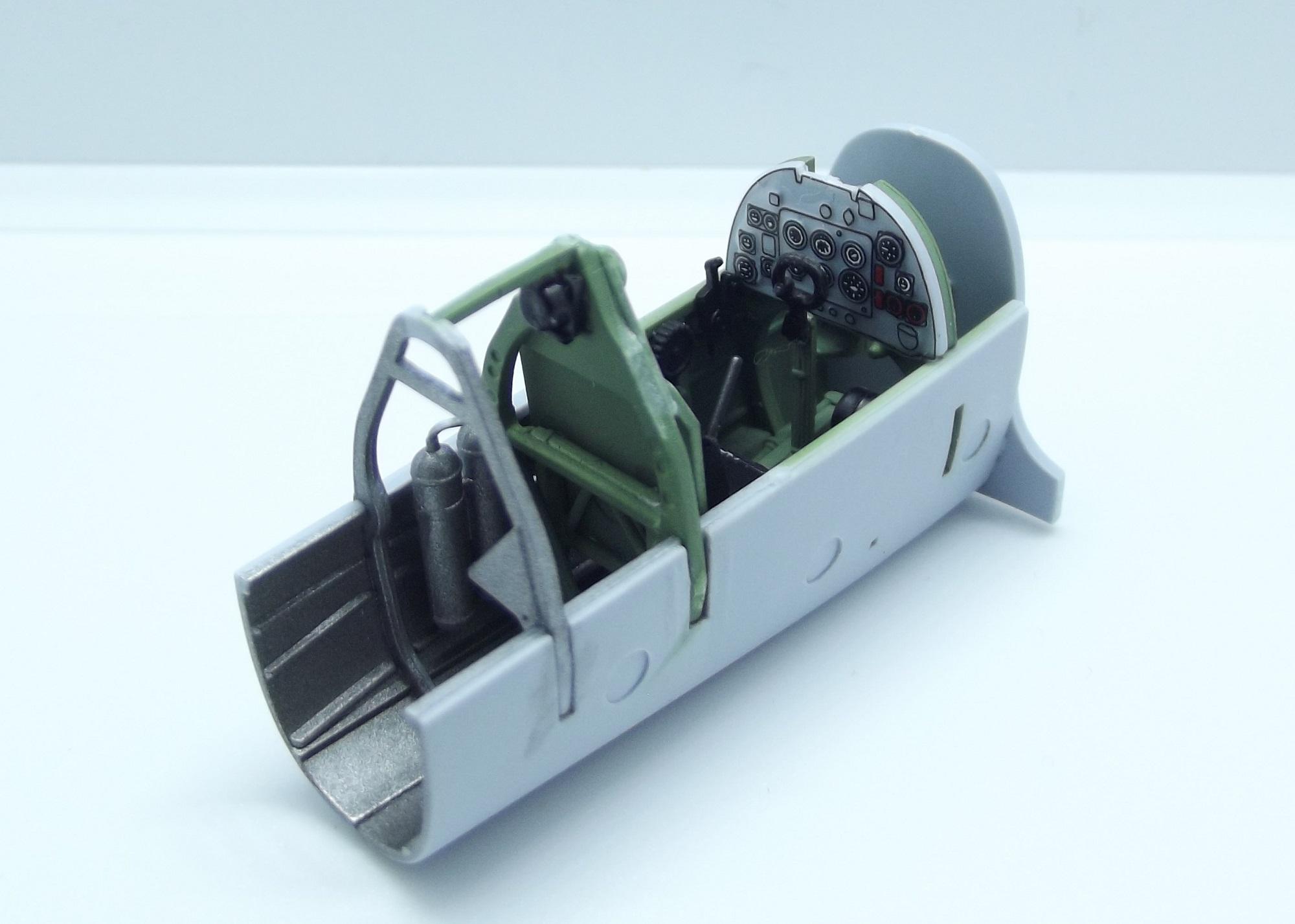 Supermarine Spitfire MK.I/ 1:48/airfix par benco56 181027034544187302