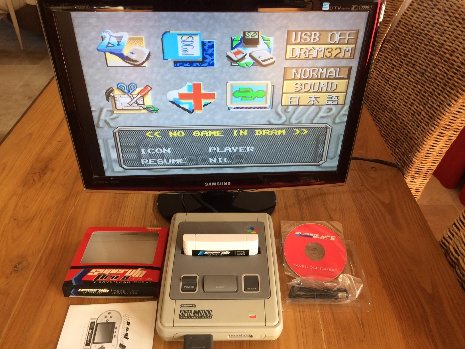 [VDS] lot consoles super famicon super nintendo wii super ufo pro8 jeux 181028112219546582