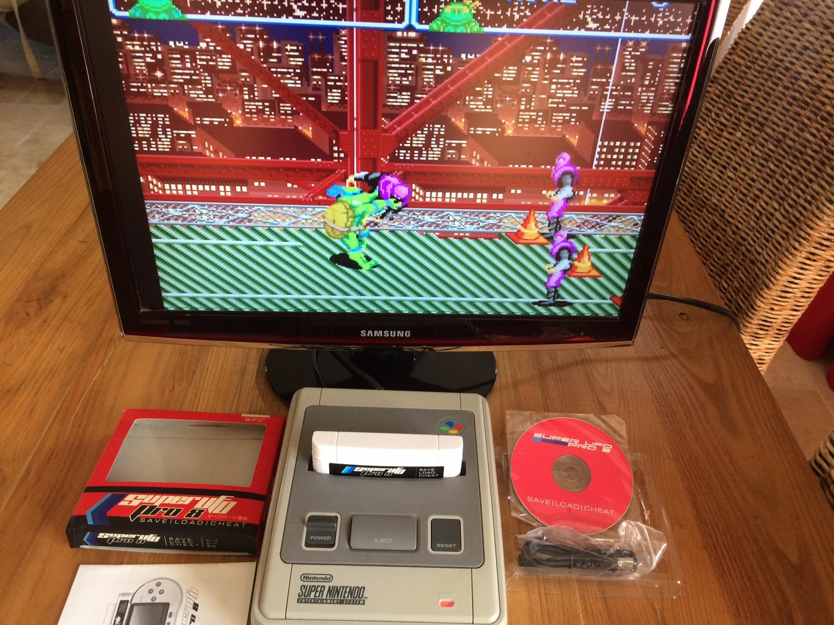 [VDS] lot consoles super famicon super nintendo wii super ufo pro8 jeux 181028112220637124