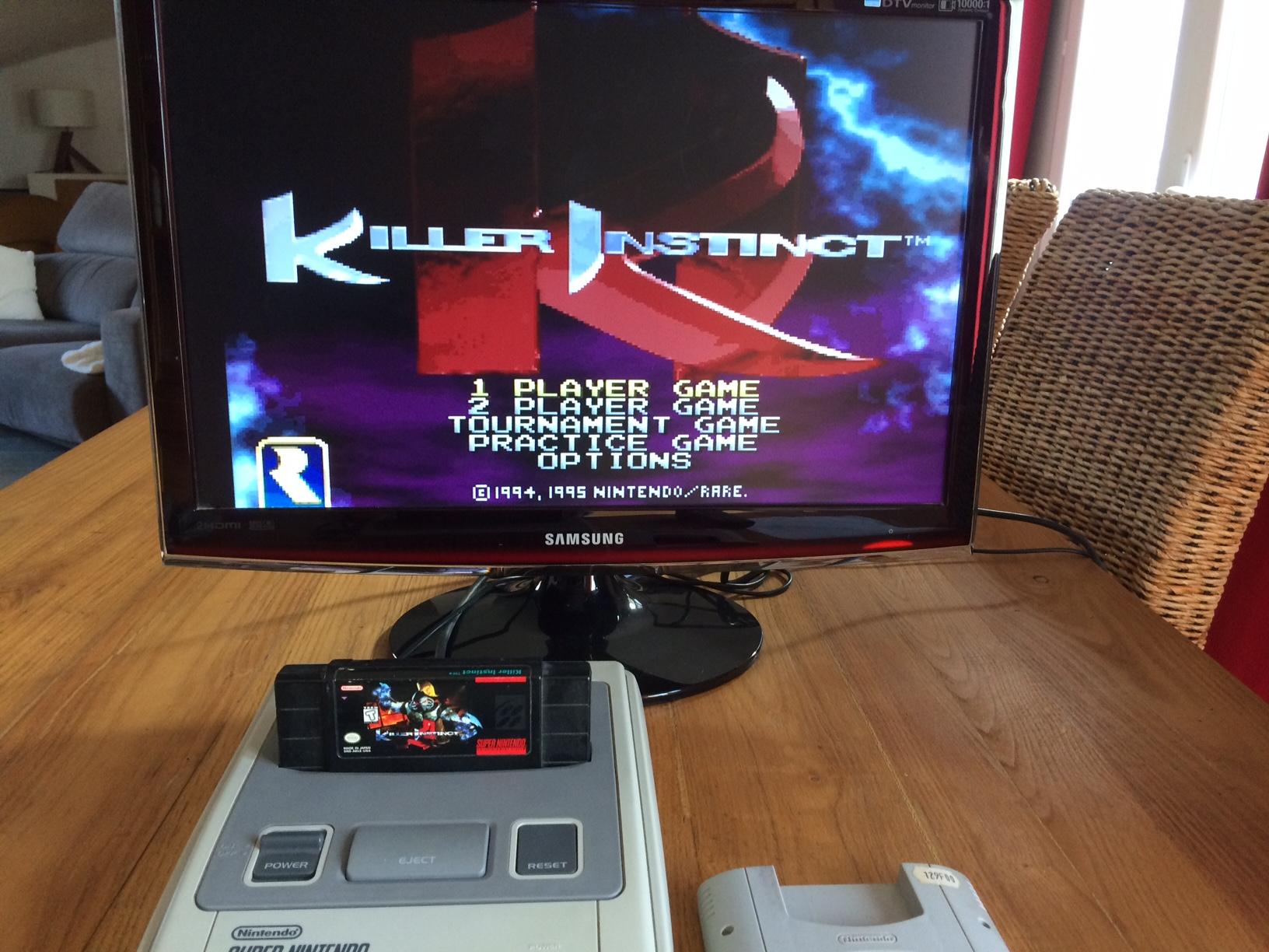 [VDS] lot consoles super famicon super nintendo wii super ufo pro8 jeux 181028112424106495