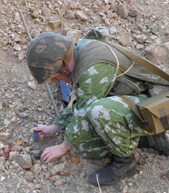 Sappeur soviétiques en afganistan.  181028114739625341