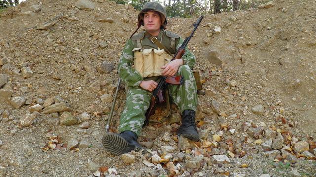 Sappeur soviétiques en afganistan.  181028114747514179