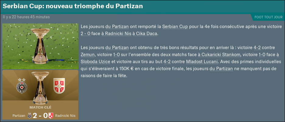 SC Victoire Partizan