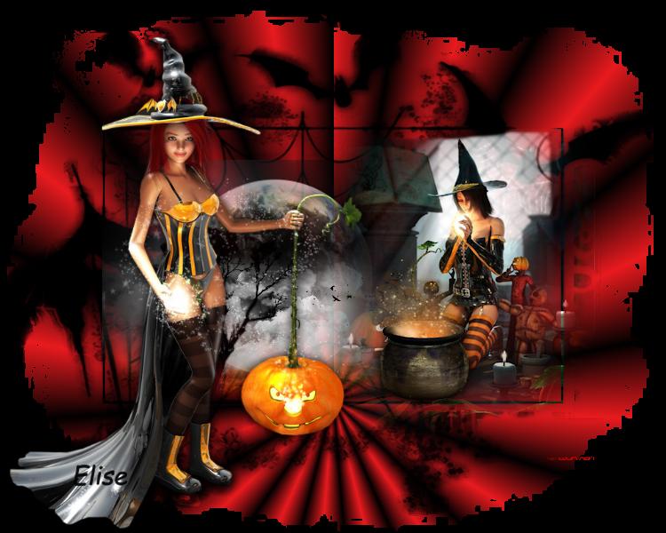 La gentille sorcière  181030034508621793