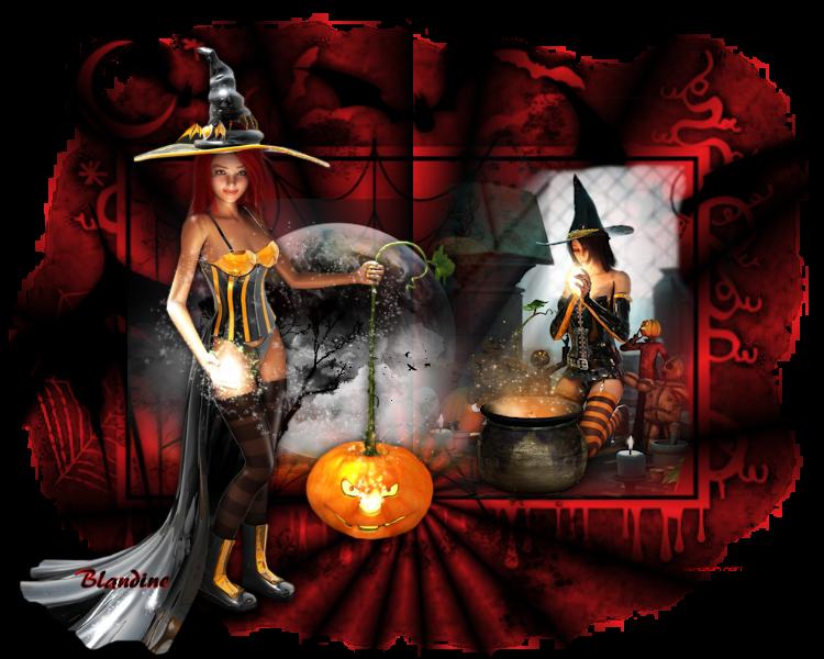 La gentille sorcière  181030063830182232