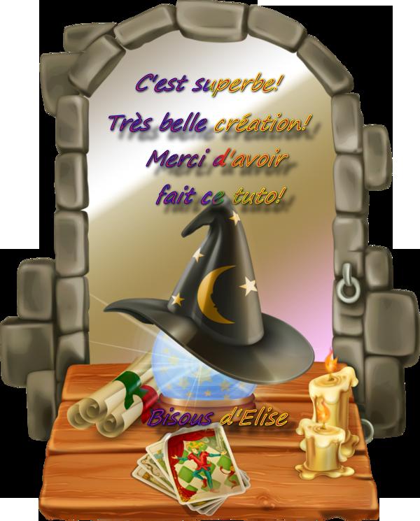 La gentille sorcière  18103007015662163