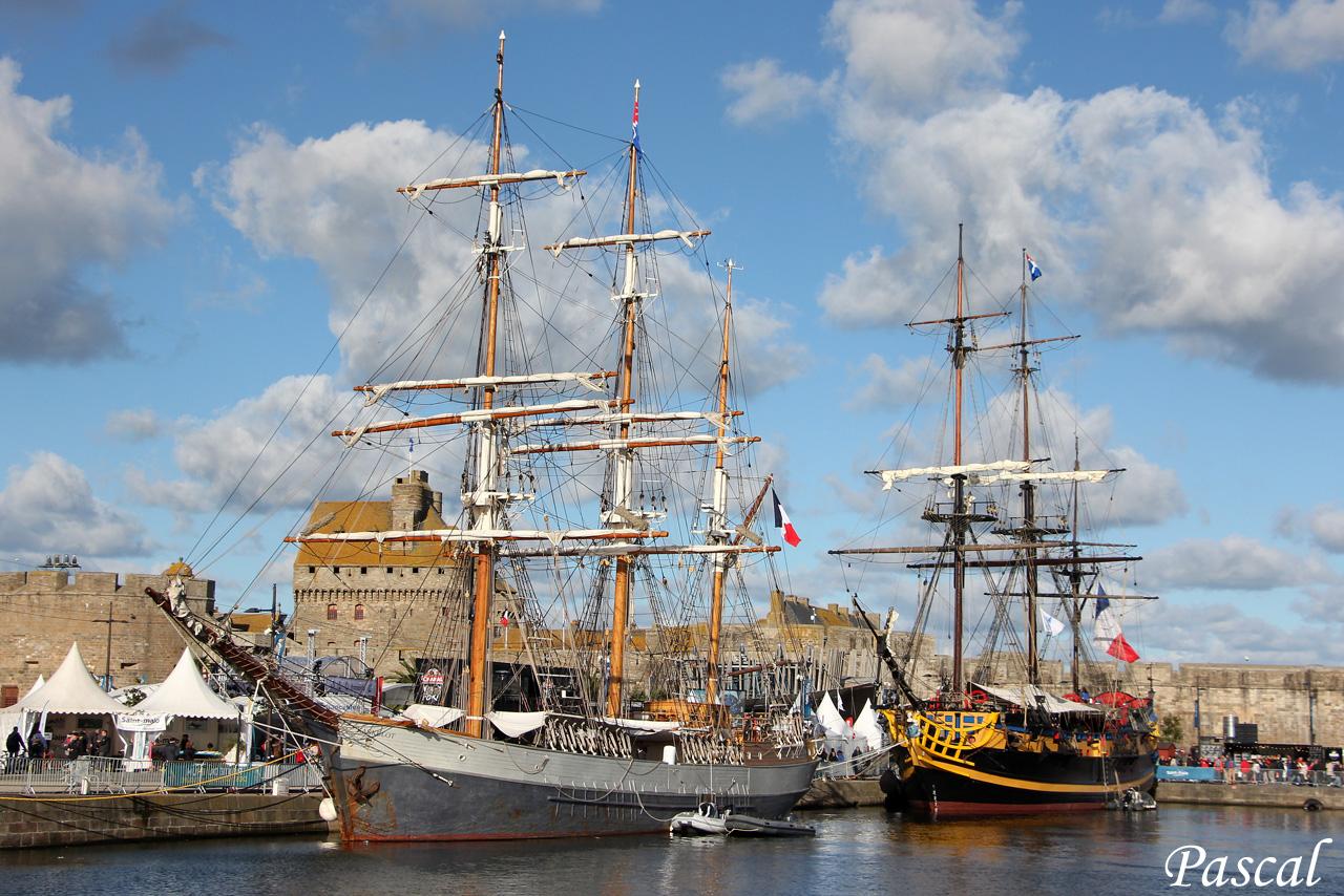 Port de Saint-Malo, cité corsaire !! - Page 24 181031014930920257