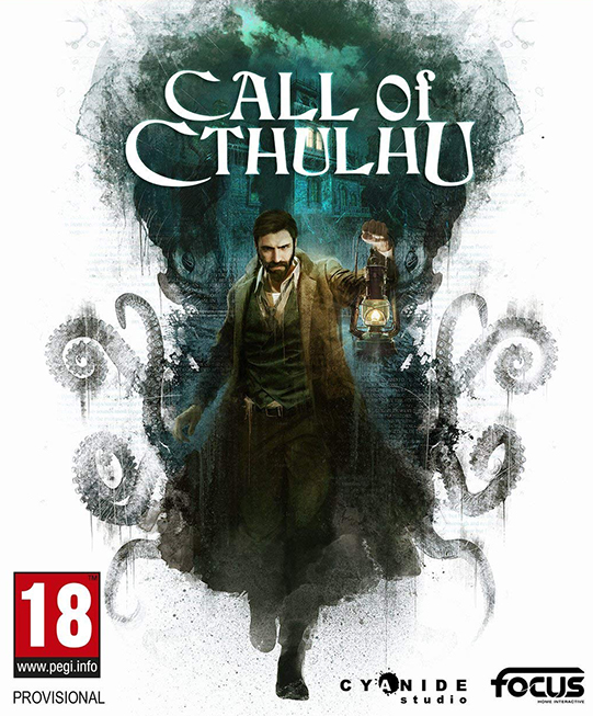 Poster for Call of Cthulhu