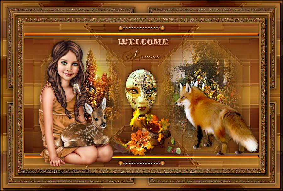 Welcome autumn Saturnella  Novembre 2018 181102034831450465