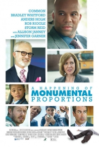 A Happening of Monumental Proportions poster image
