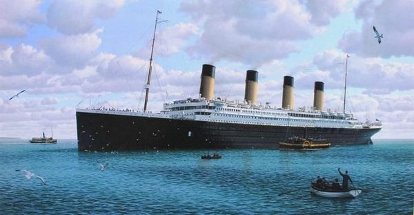 Vos aspirations artistiques sur le Titanic 18110406595484773