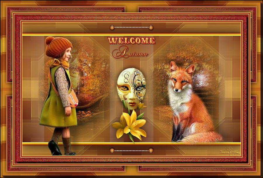 Welcome autumn Saturnella  Novembre 2018 181104072827864783
