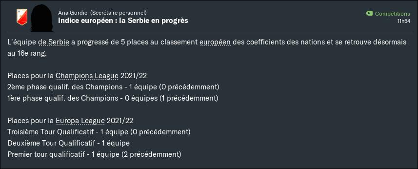Indice europ?en