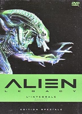 Alien 1 à 4