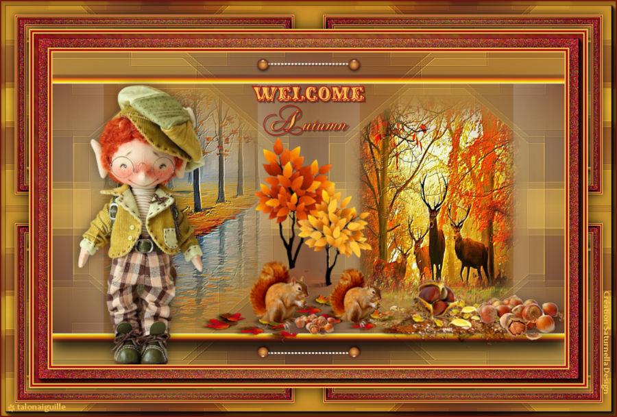 Welcome autumn Saturnella  Novembre 2018 181105080747208017