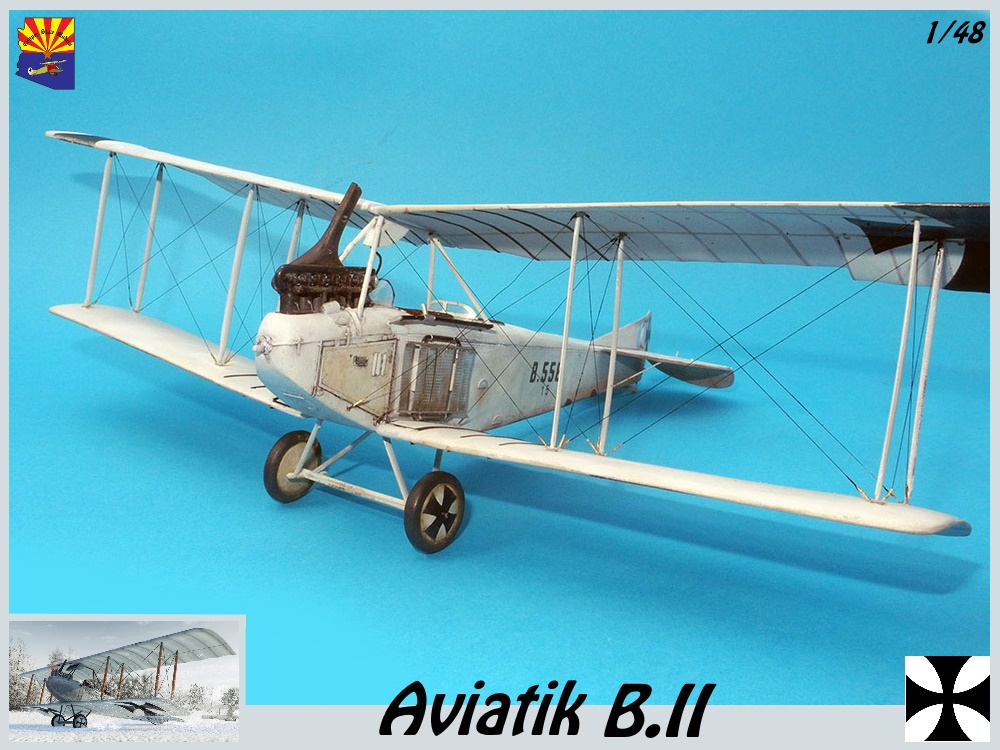Aviatik B.II copper state models 1/48 - Page 6 181105093055675279