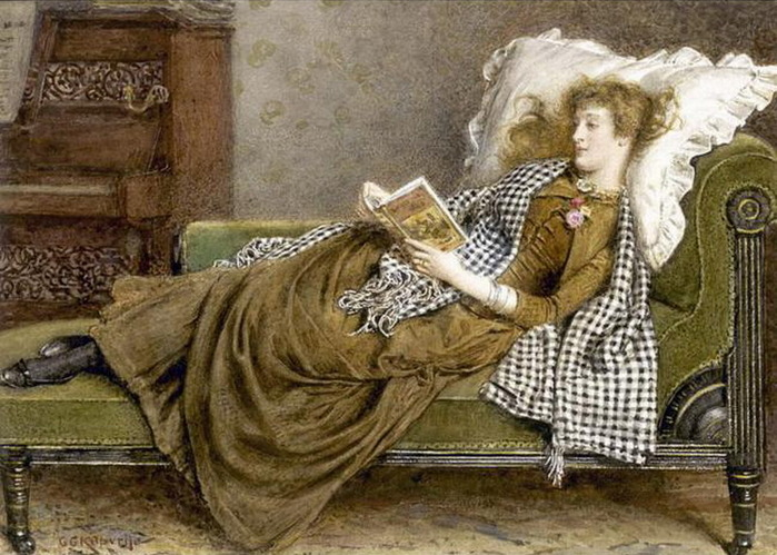 La lecture, une porte ouverte sur un monde enchanté (F.Mauriac) - Page 2 181106032214820550